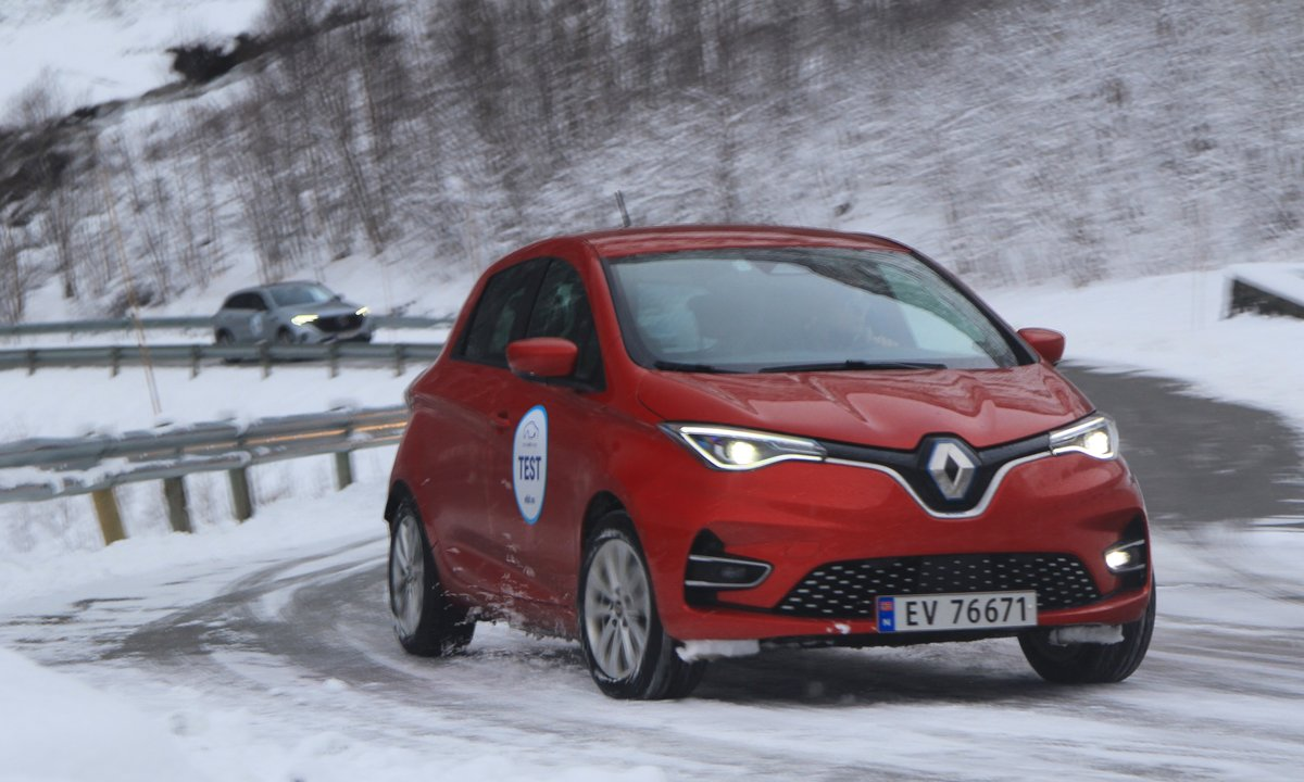 Renault Zoe Z.E. 50 R110 / R135 (2020)