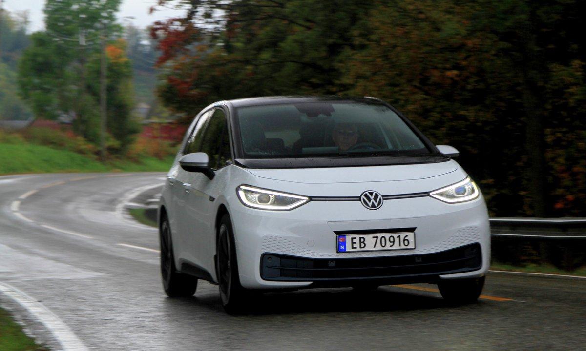Test av Volkswagen ID.3 1st: Dette blir en elbil å regne med