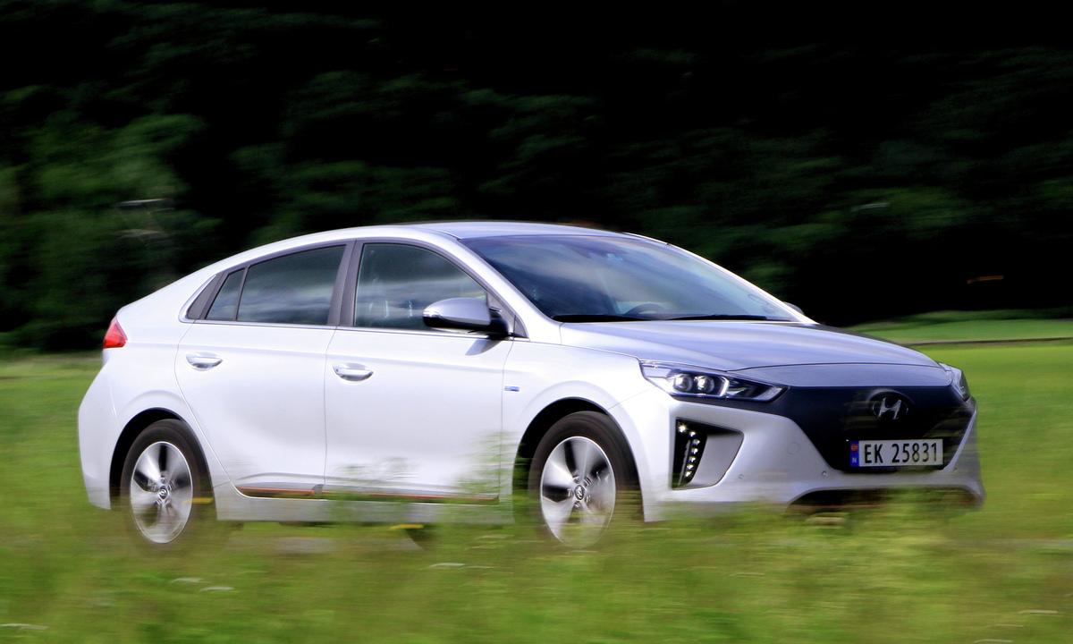 Minitest av Hyundai IONIQ: Kongen på nøysomhaugen