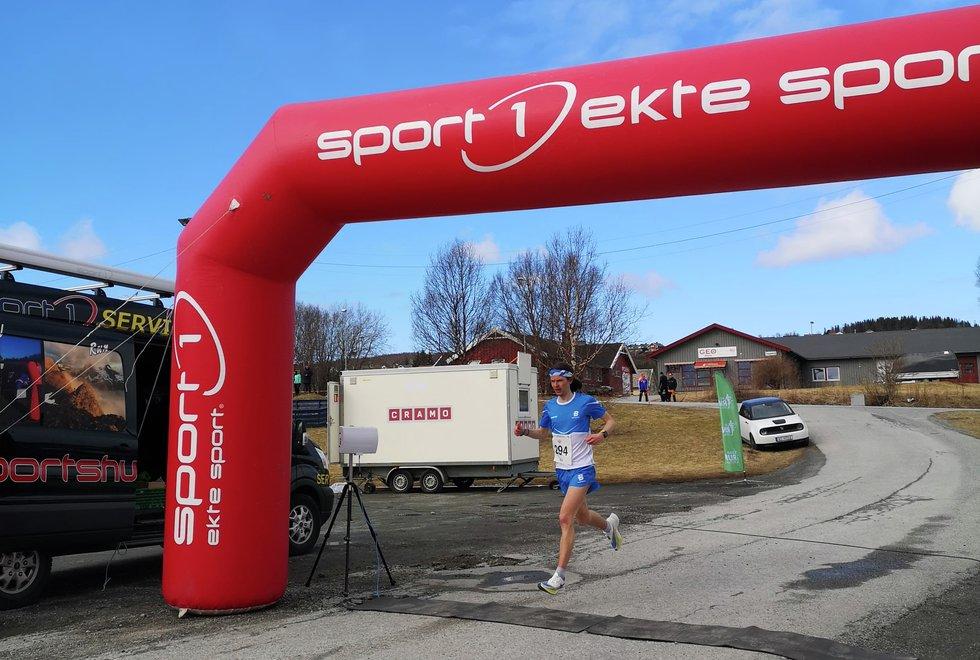 Kristoffer Unstad, Bodø Spring Run