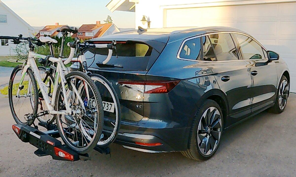 Sykkel på bilen? Dette må du passe på