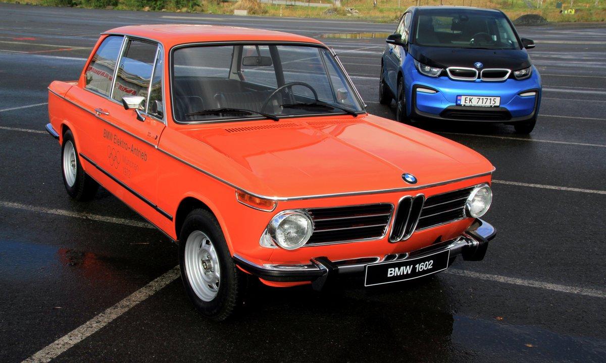 Prøvekjørt: 46 år gammel elbilveteran fra BMW