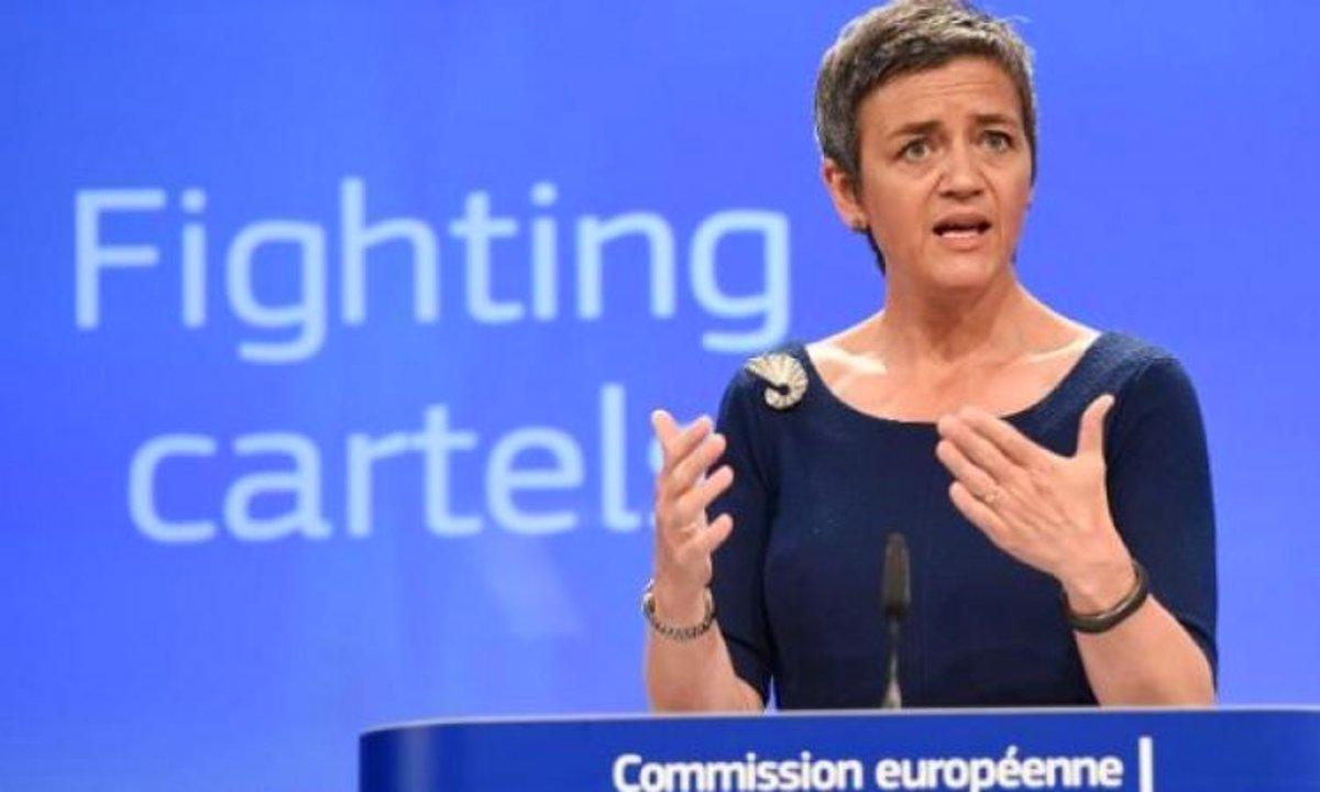 Nådeløs EU-dom: Tyske bilprodusenter får 9 milliarder i dieselbot