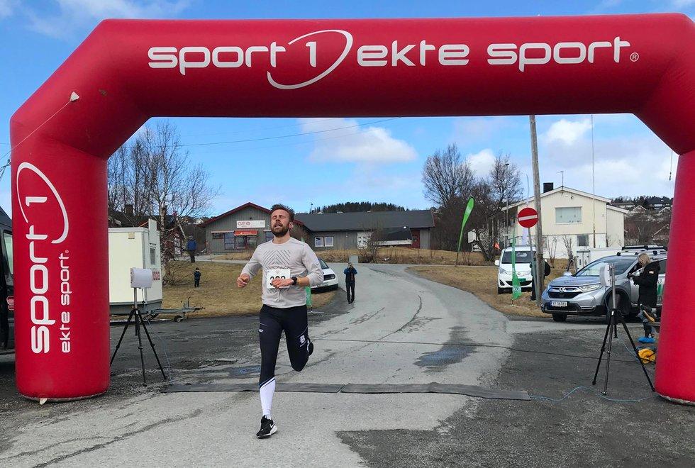 Steffen Mio Kristiansen, Bodø Spring Run