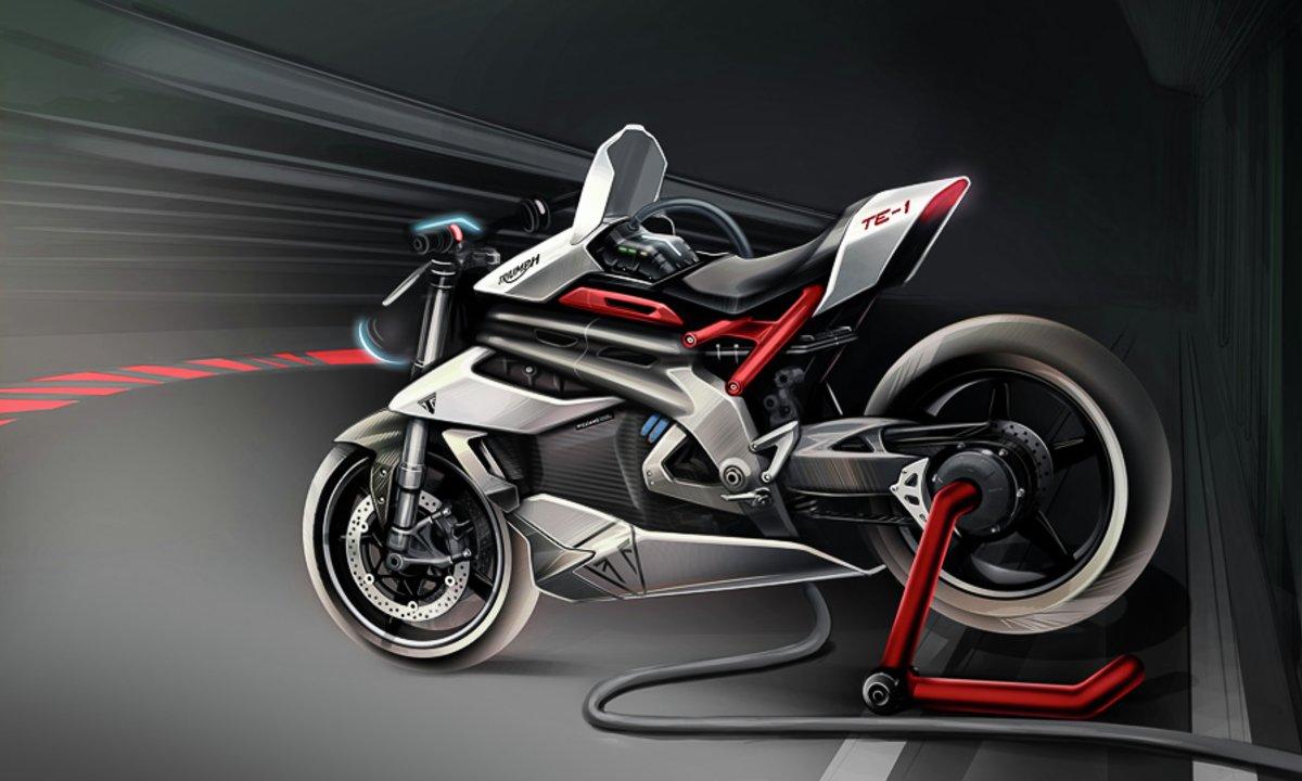 Nye elektriske MC-er: Råskinn på to hjul