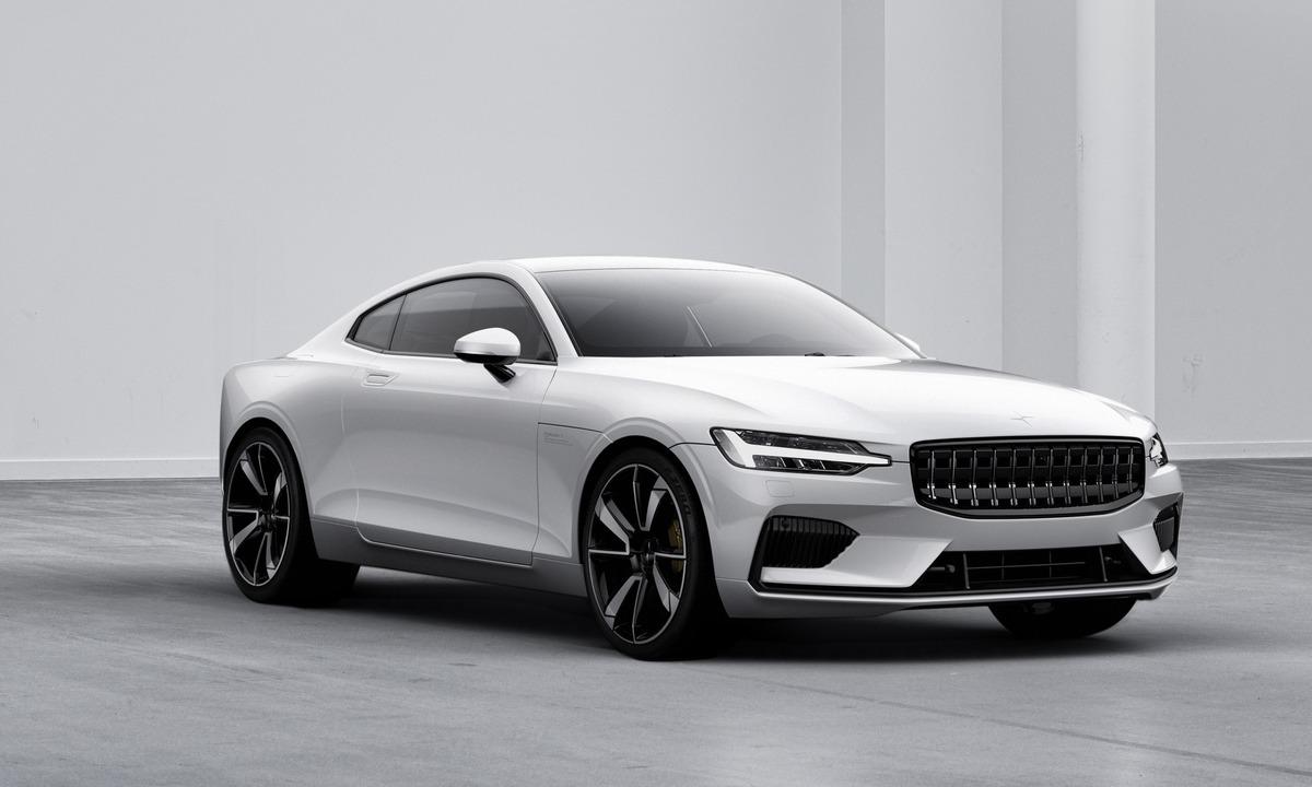 Elektrisk: Dette er Volvos Polestar 1