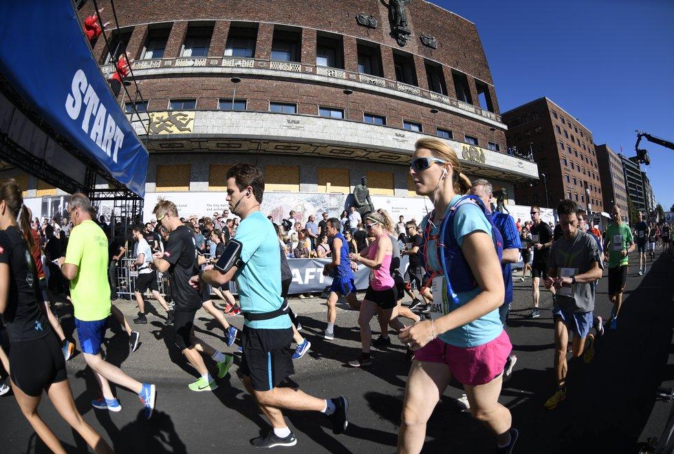 Oslo Maraton 2019