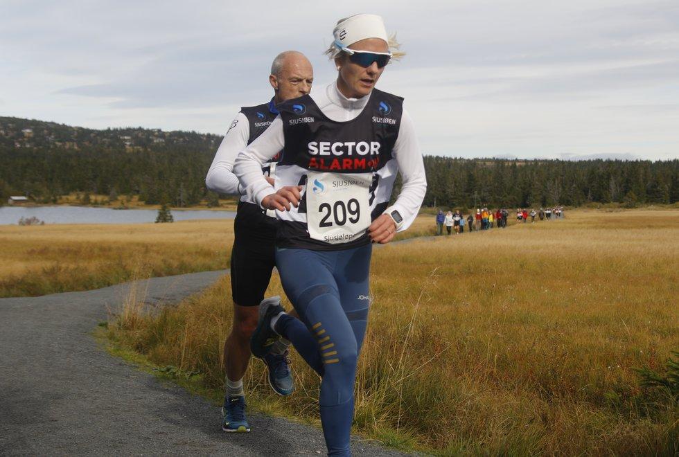 Sjusjøløpet 2019