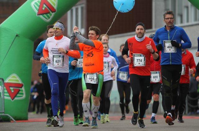 Holmestrand Maraton 2016