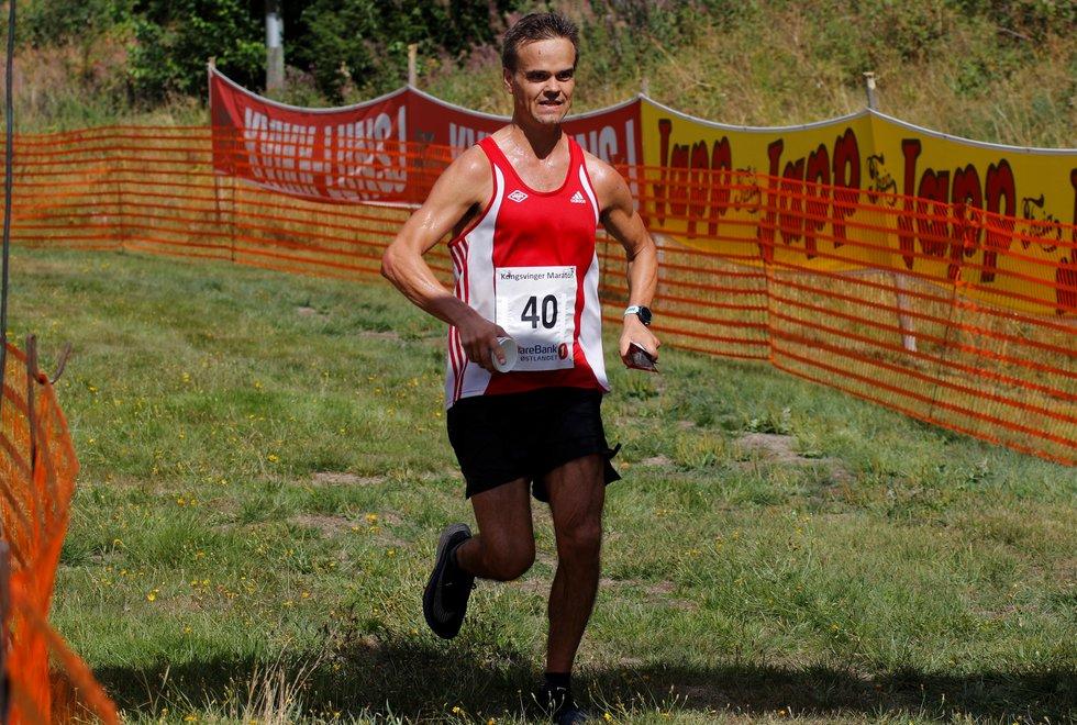 Kongsvinger Maraton 2018