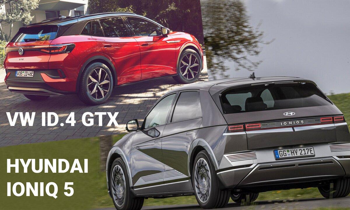 ID.4 GTX og Hyundai Ioniq 5: Sjekk prisene på disse nye Norgesfavorittene