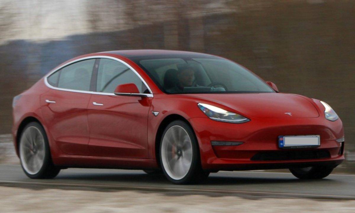 Det er blitt registrert 60.000 Teslaer i Norge
