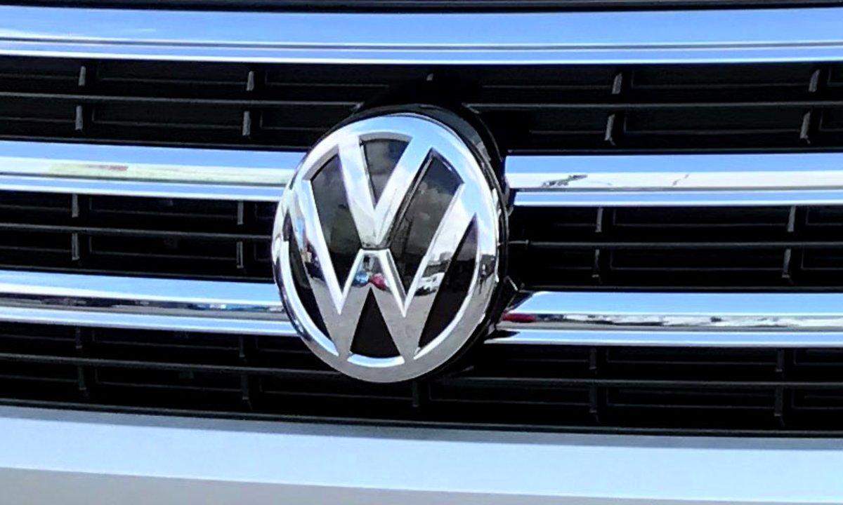 VW lager flyttbare ladestasjoner