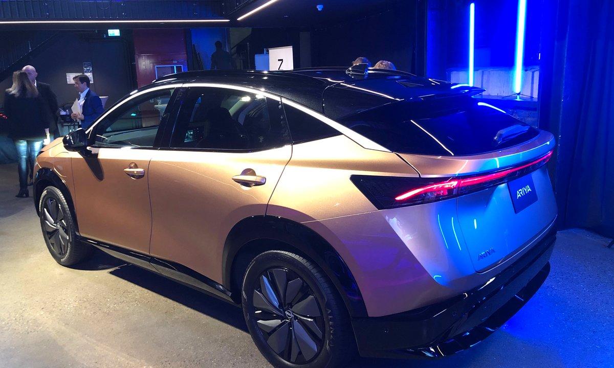 Nissan Ariya: Nå er prisene klare