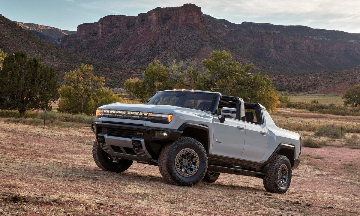 Verdens første elektriske Hummer solgt for 21,5 millioner kroner