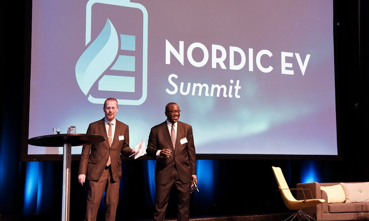 Alt klart for Nordic EV Summit 2019