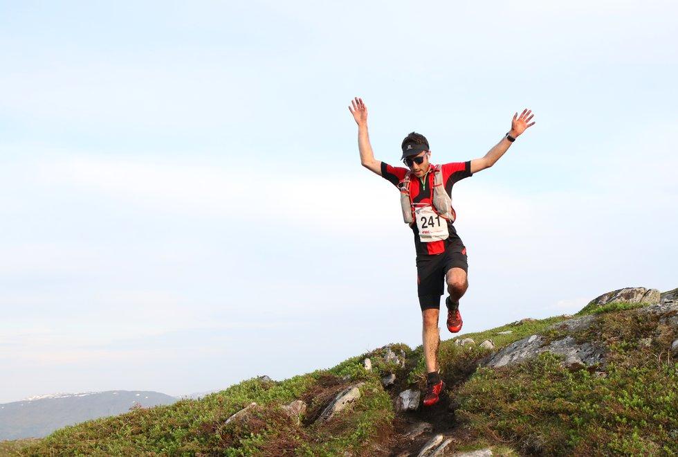 Bergen Fjellmaraton 2016