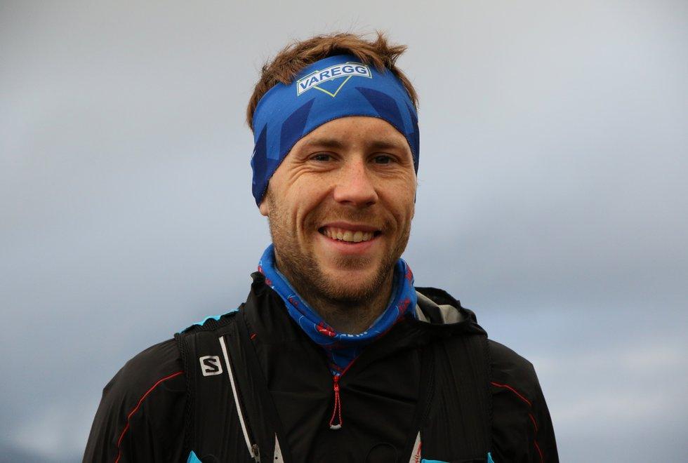 Stian Angermund-Vik er norgesmester i motbakke fra 2014 og 2016 og dobbelt verdensmester i Skyrunning i 2016