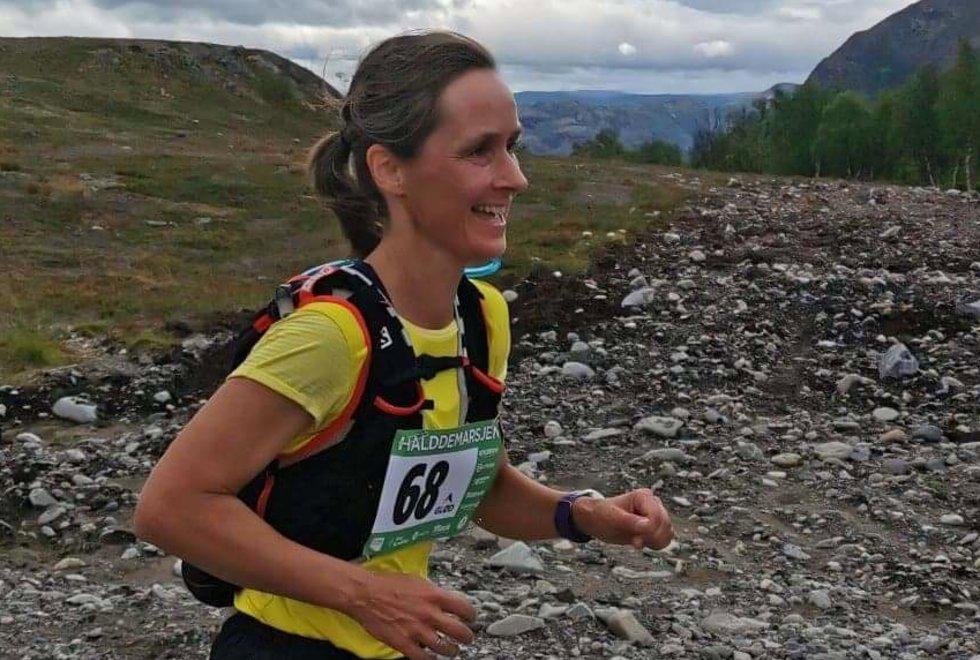 Tine Klevstad er trener for Kondistreninga Alta