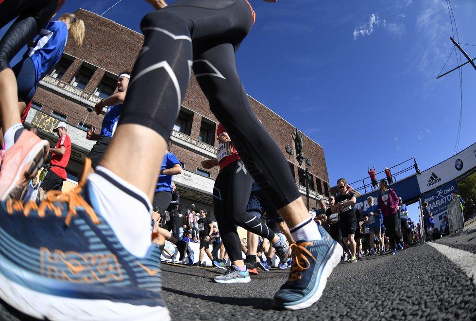 Oslo Maraton 2018