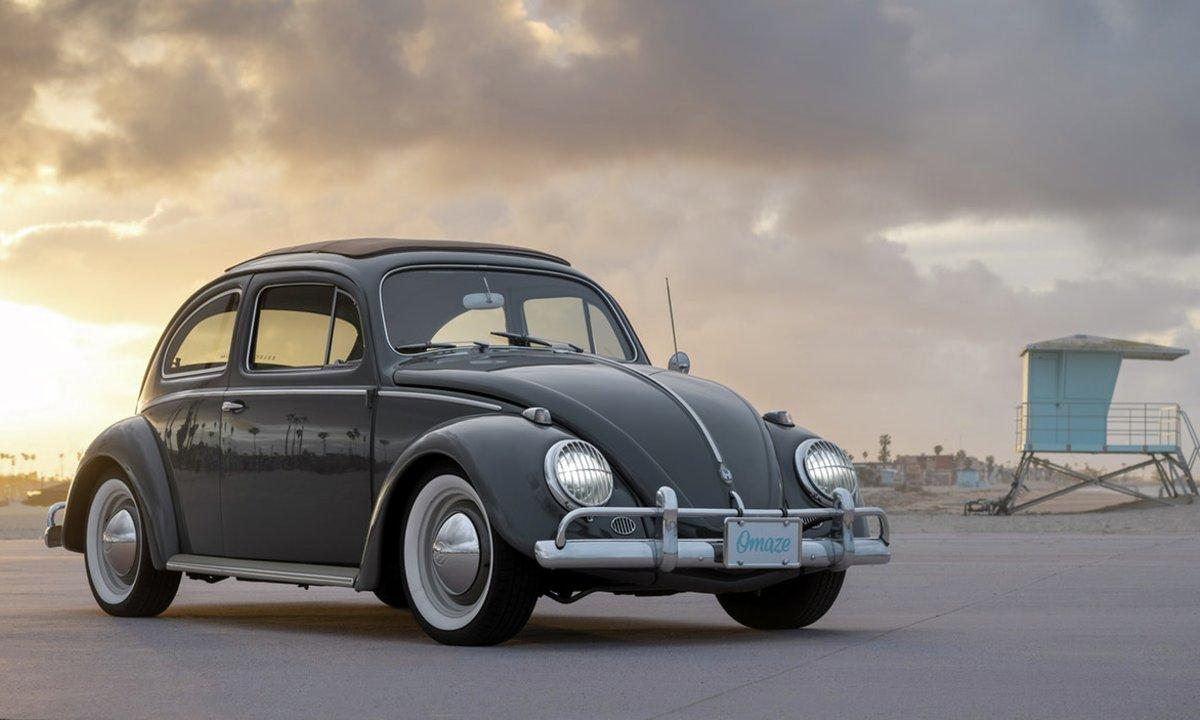 Du KAN faktisk vinne denne elektrifiserte VW-bobla