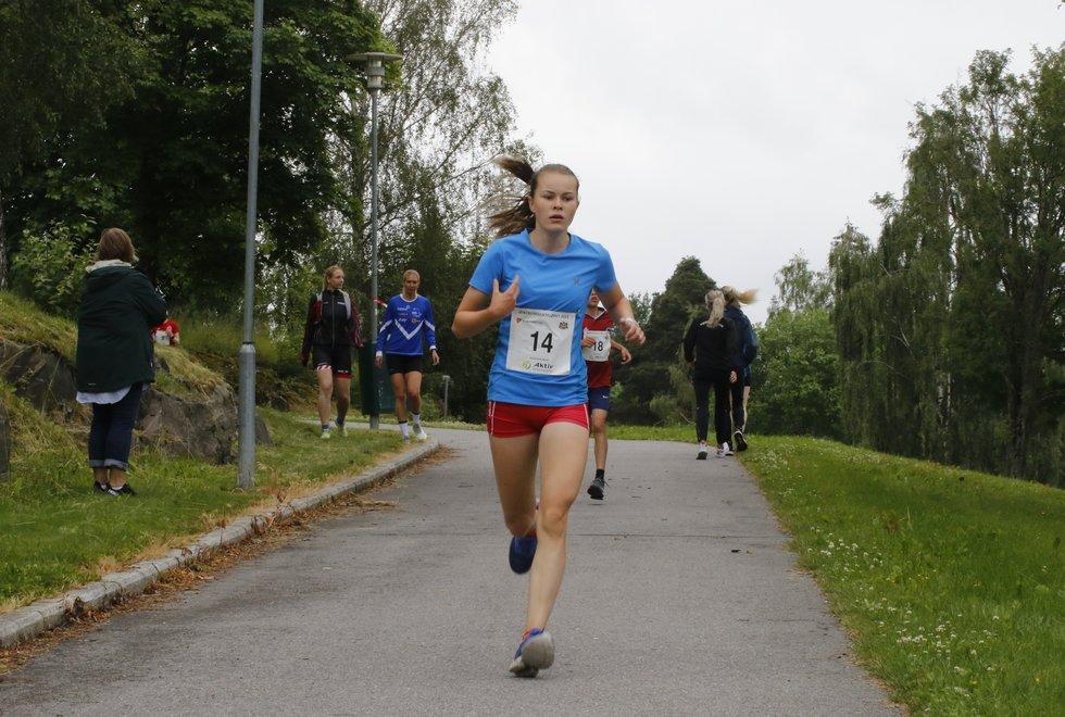 Sentrumsgateløpet - 5 km
