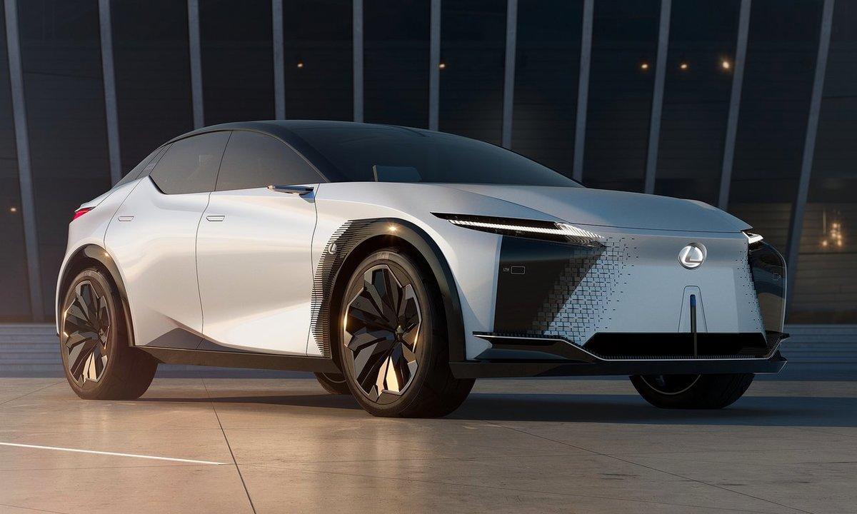 Lexus planlegger 10 elbiler fram mot 2025 – her er den første