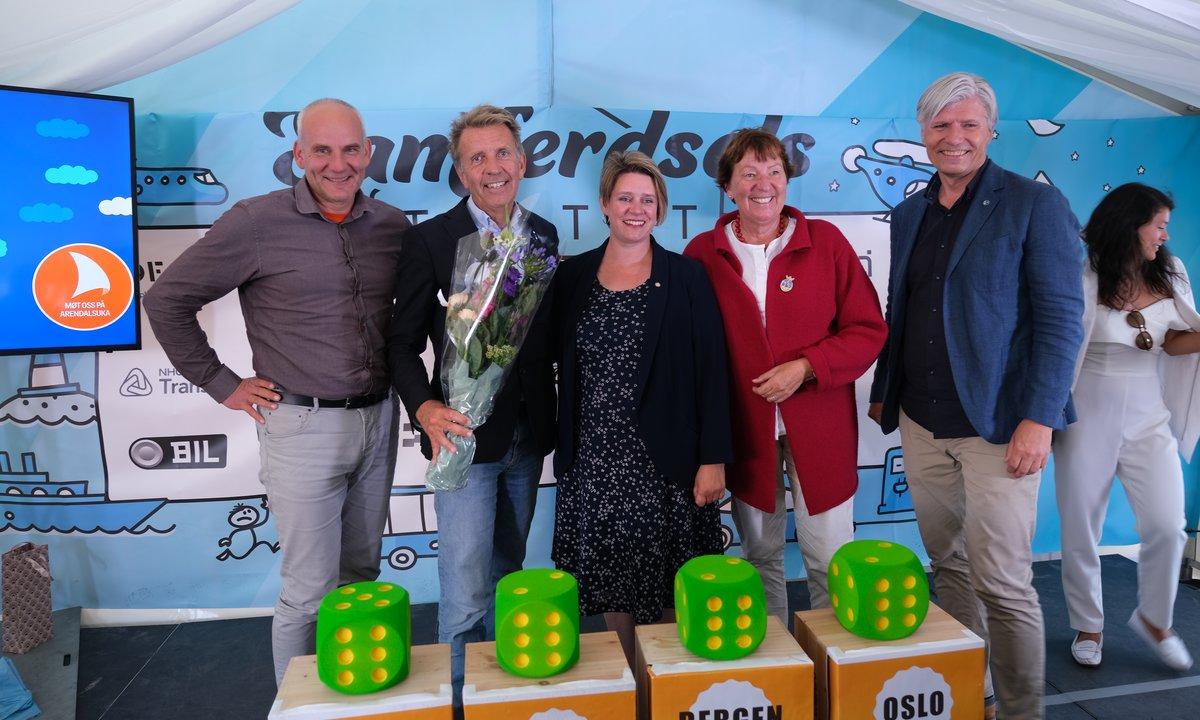Stavanger er Norges Elbilhovedstad 2019