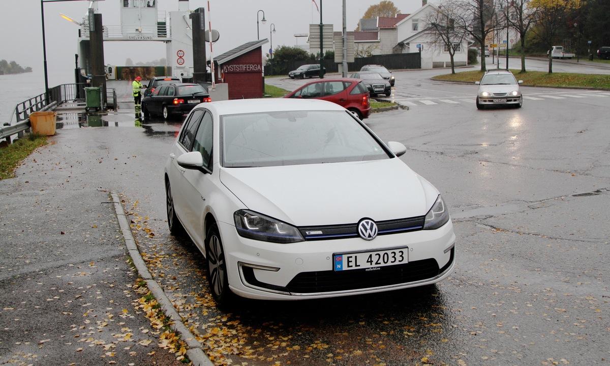 1 av 4 biler i mars var en elbil