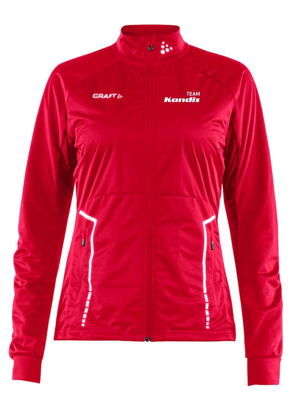 Club jacket dame premier til Kondisløpet høsten 2020