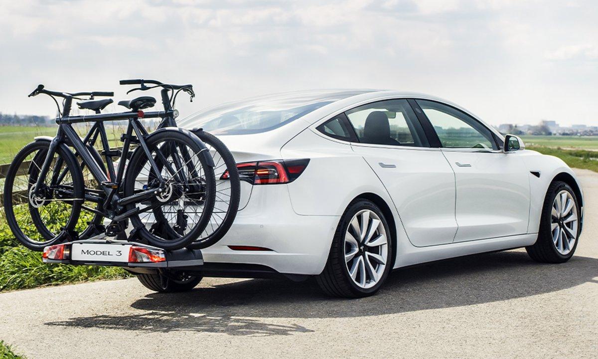 Nå kan Tesla Model 3 få tilhengerfeste