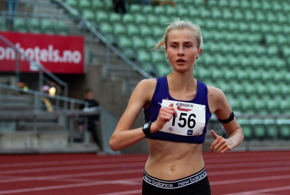 Boysen Memorial - KS 5000m - Siren Amelia Seiler
