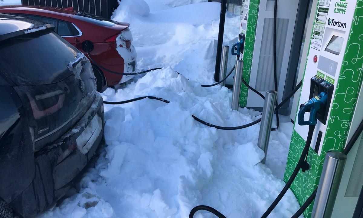 Bli klar for den kalde fine elbiltida | Norsk elbilforening