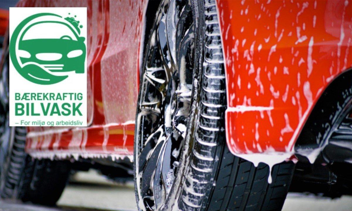 Initiativ for bærekraftig bilvask