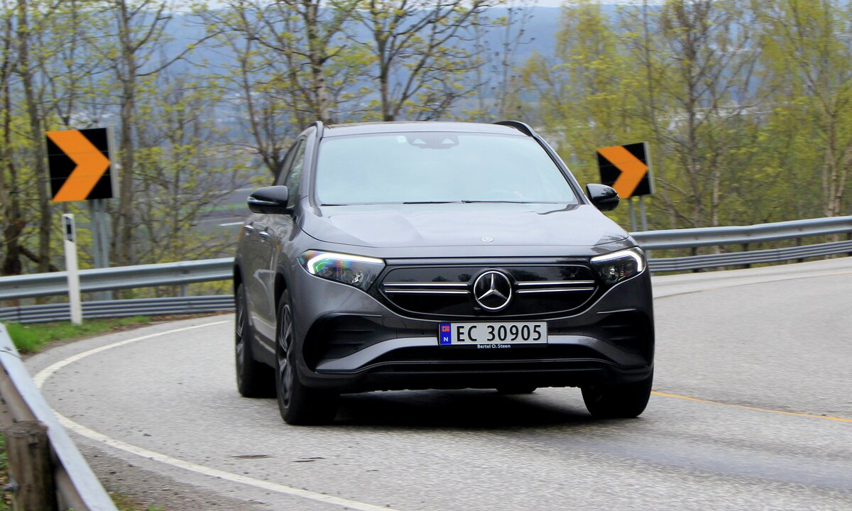 Mercedes-Benz EQA 250/300/350