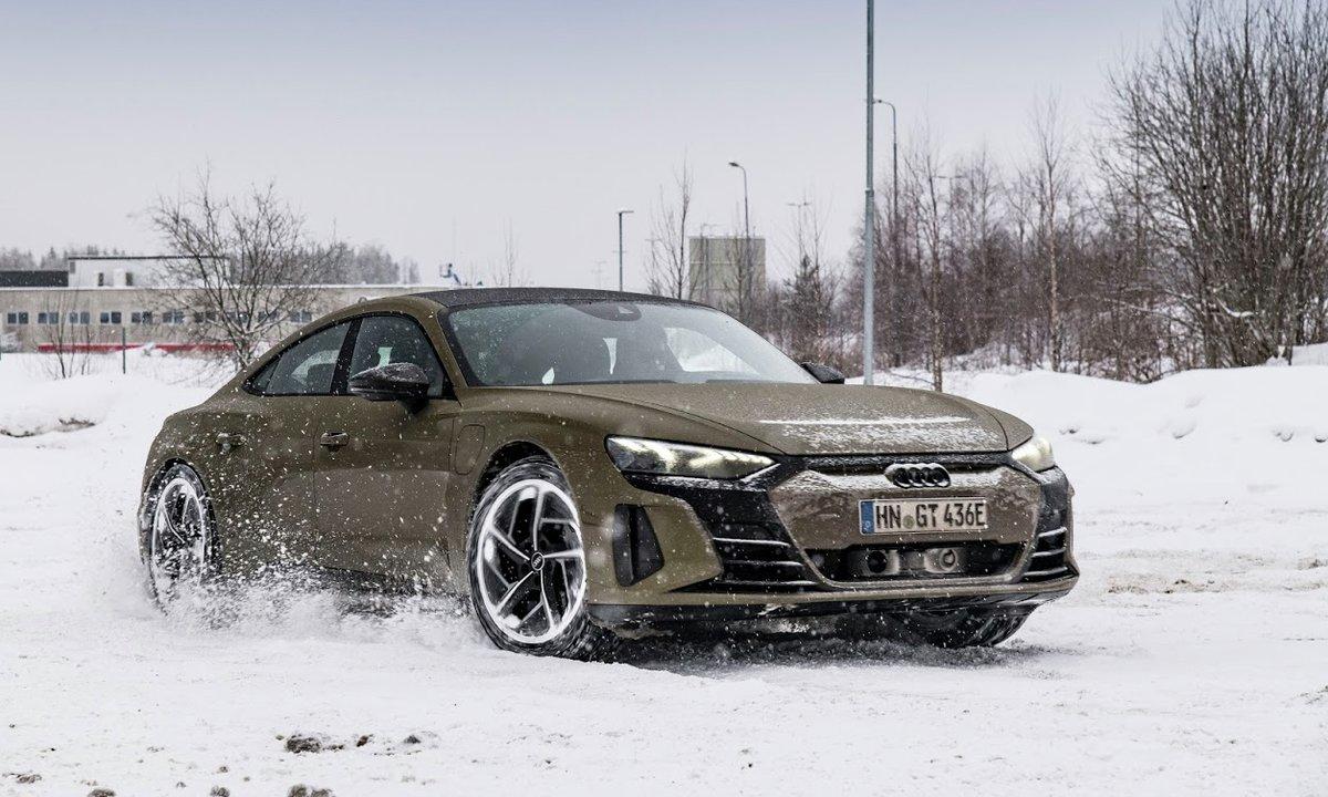 Audi e-tron GT / RS e-tron GT
