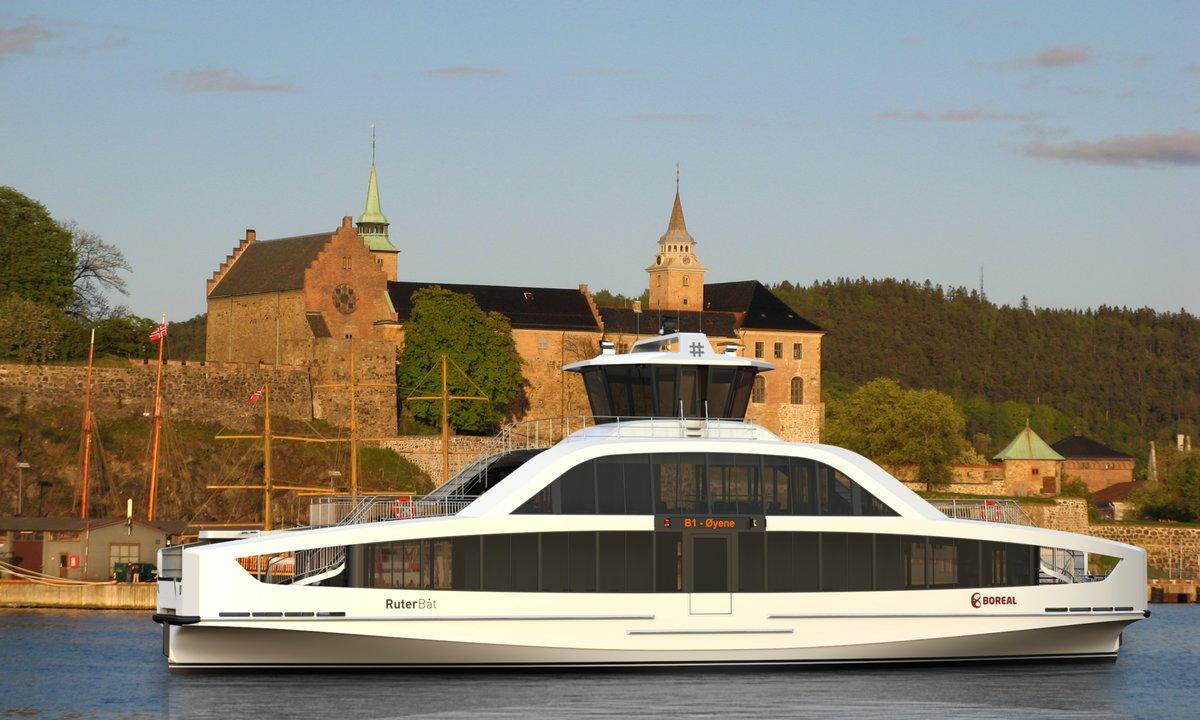 Nå blir Oslos øybåter elektriske