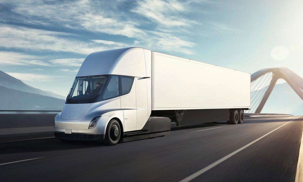 Svensk studie om lastebiler: Strøm kan snart utkonkurrere diesel