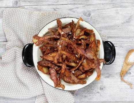 Potetskrell-chips