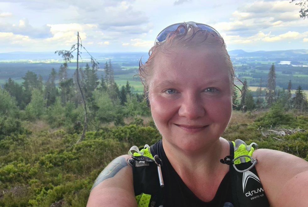 Anne Emilie Larsen trodde ikke løping var noe for henne, men der tok hun feil.