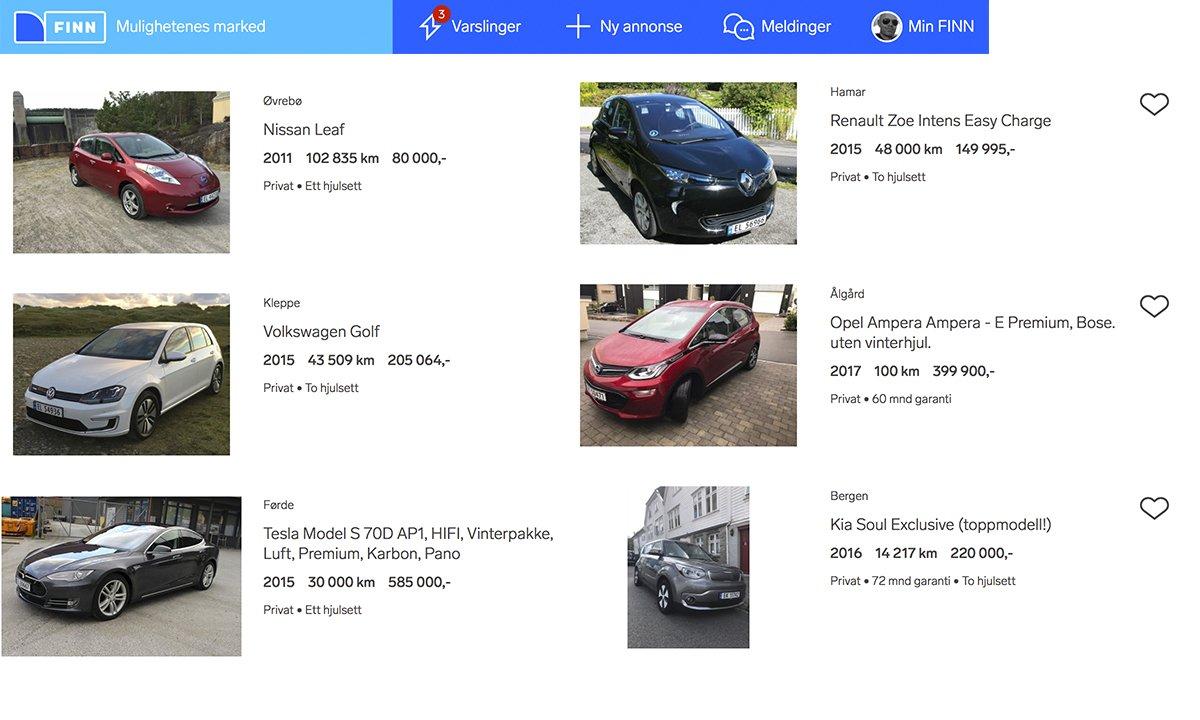 Tipsene til deg som vil kjøpe brukt elbil