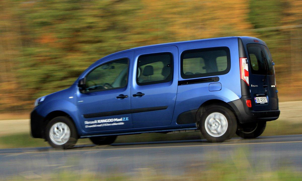 Renault Kangoo Z.E. 2018 | Ladekabel og lader ~ Grønne Mil