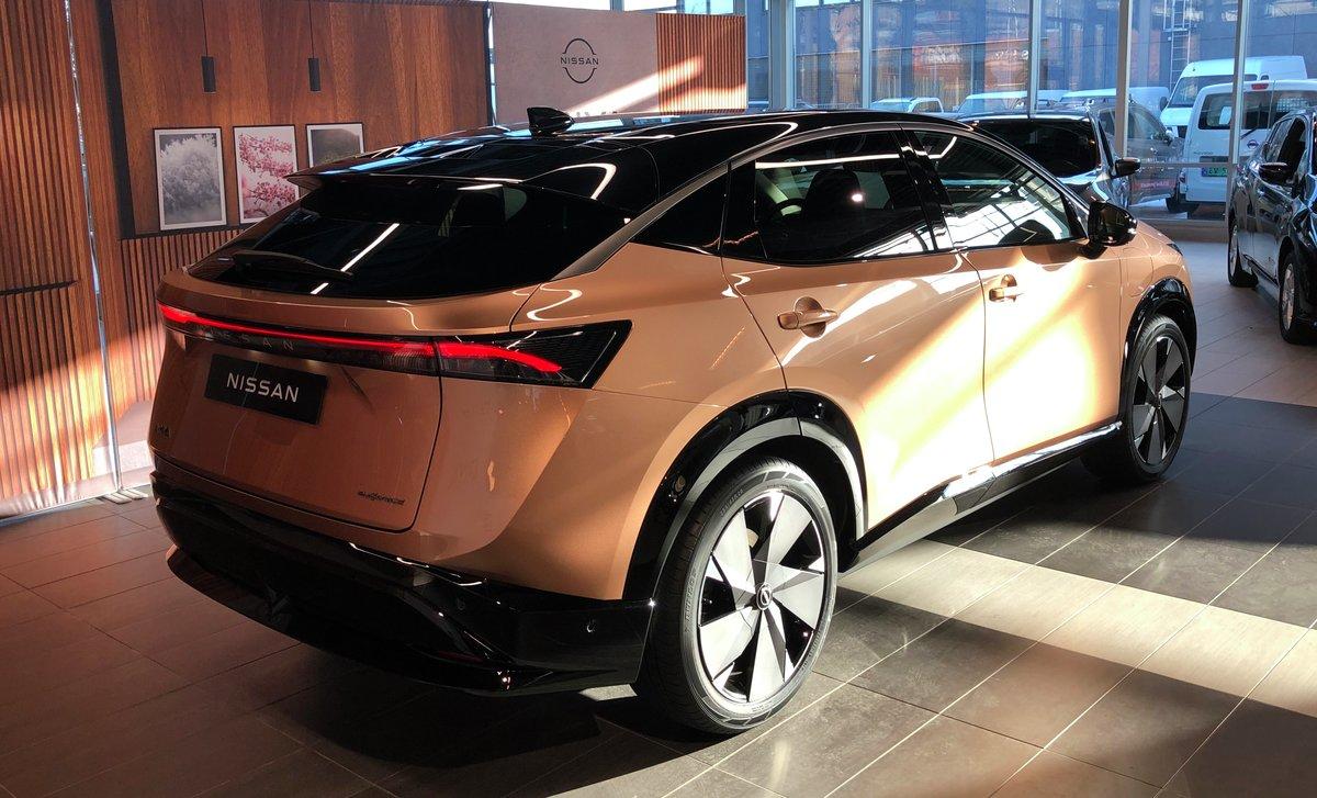 Her er Nissans nye storselger
