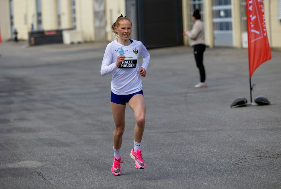 Maarudløpet - 5km - heat2 - Ina Halle Haugen