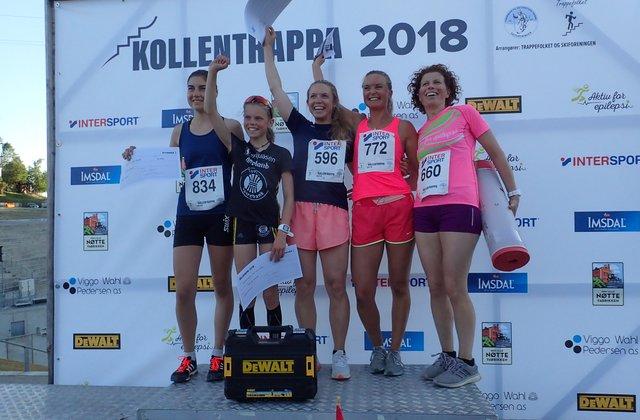 Kollentrappa 2018
