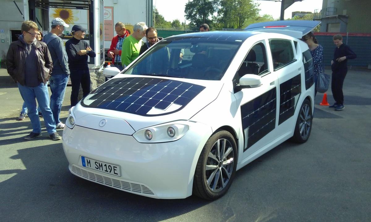 Prøvekjørt: Crowdsourcet elbil fra Sono Motors
