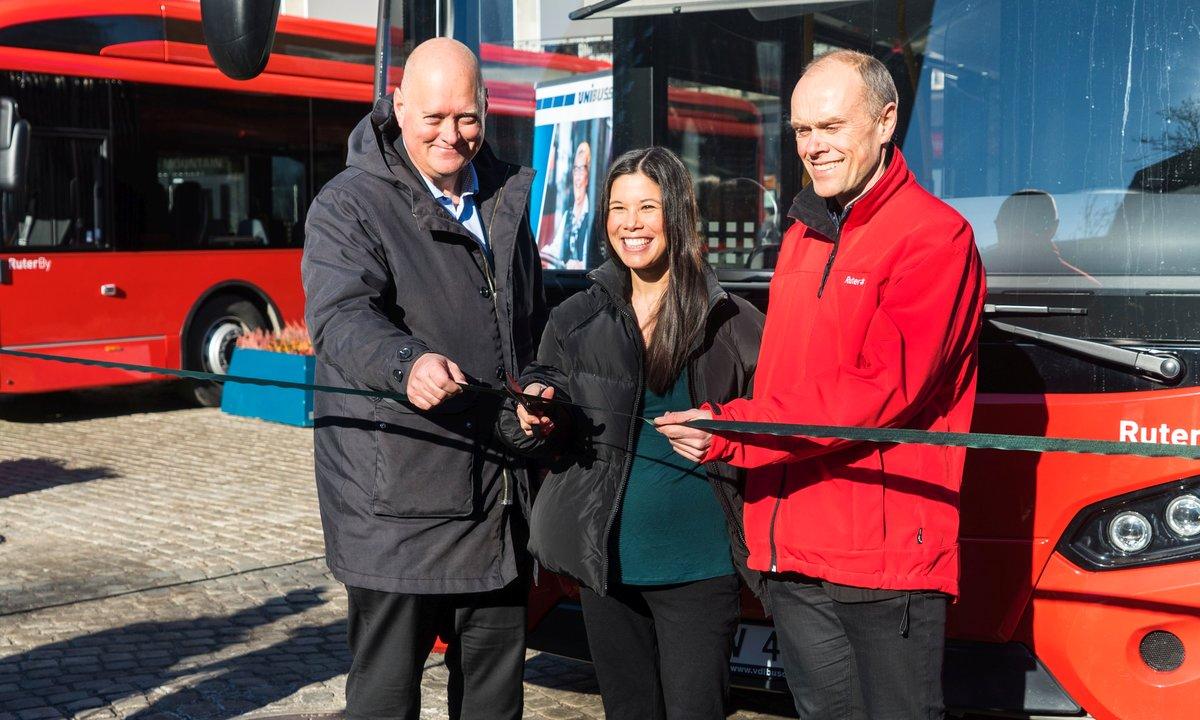 Nå får 600 oslosjåfører elbussopplæring