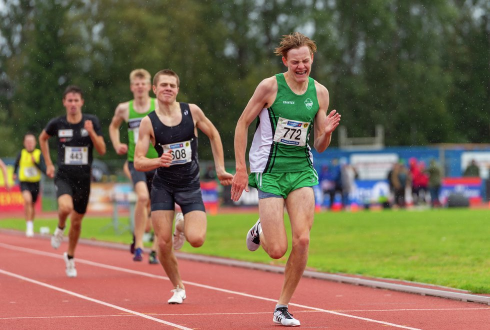 UM friidrett 2019 Jessheim - 800m G-16
