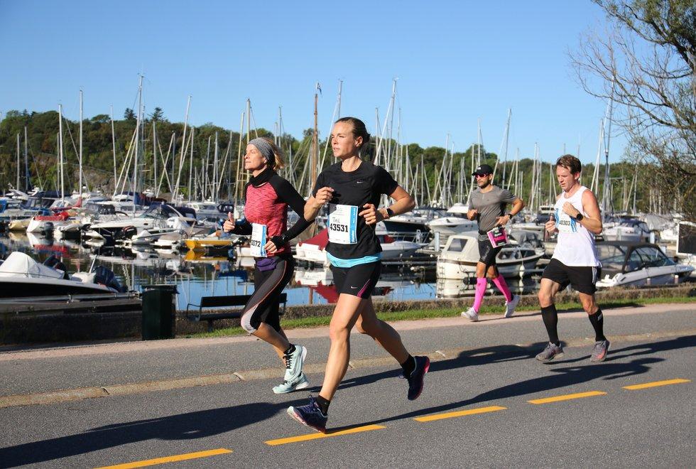 Et maratonløp kan være mer oppnåelig enn du tror. For å få en best mulig opplevelse underveis, er det lurt å legge ned nok trening på forhånd. (Illustrasjonsfoto: Runar Gilberg)