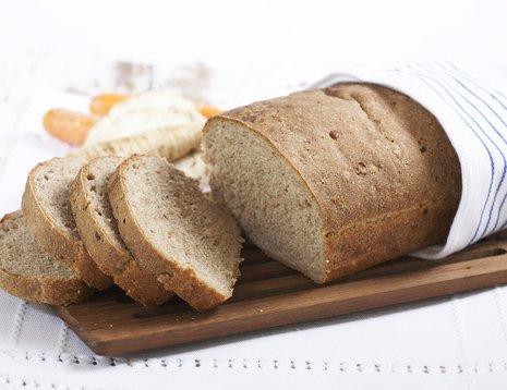Brød med rotgrønnsaker